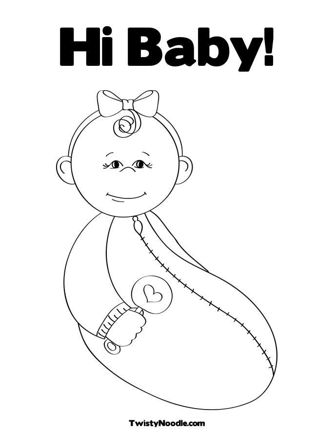 685x886 Nice Baby Rattle Coloring Pages Hd Pin Mice And Cheese Cake Misc
