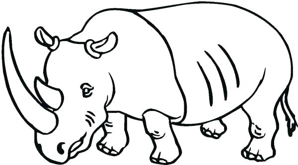 600x333 Rhinoceros Coloring Page Colouring Pages Of Spider Man The Rhino