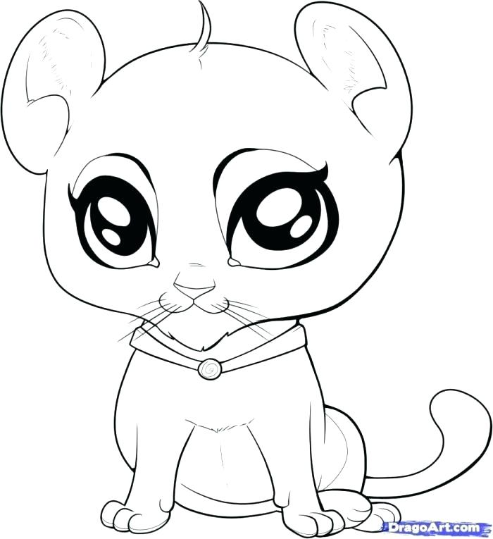 700x765 Cute Animals Coloring Pages Zoo Animal Coloring Page Free Coloring