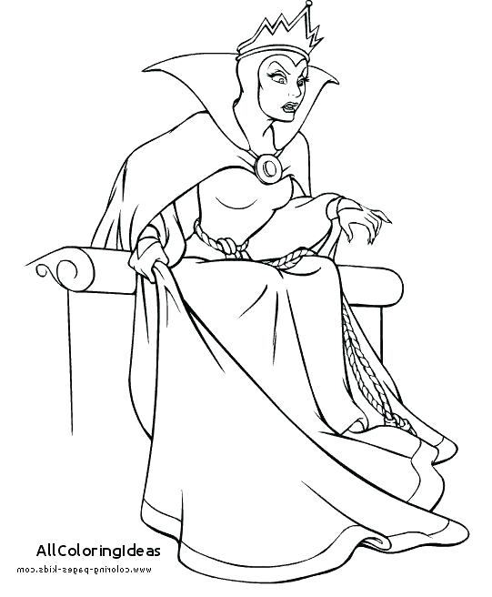 541x656 Snow White Coloring Sheet Snow White Coloring Pages Free Online