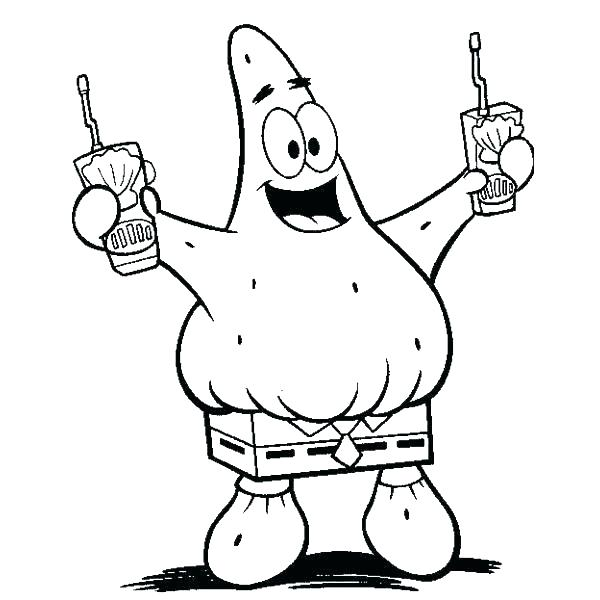 600x600 Baby Spongebob Coloring Pages Baby And Coloring Pages Baby