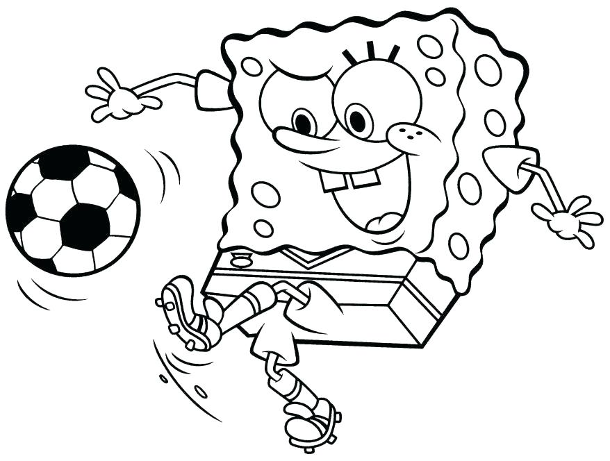 878x664 Spongebob Coloring Pages To Print