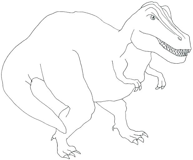 618x513 Trex Coloring Page Baby T Coloring Pages Triceratops Attacking
