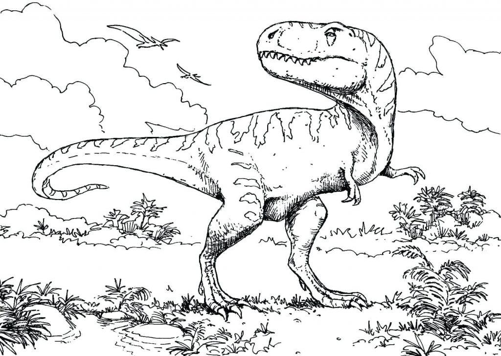 1024x728 Coloring Pages T Rex Coloring Pages Baby T Rex Coloring Pages