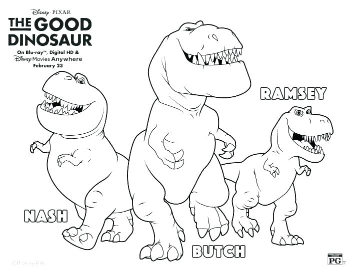 700x541 Baby T Rex Coloring Pages Kids Coloring Coloring Page