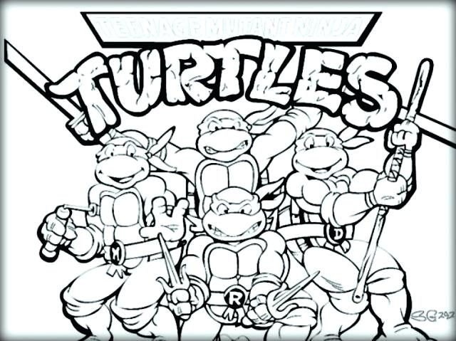 640x479 Coloring Pages Of A Turtle Turtle Coloring Book Page Top Ninja