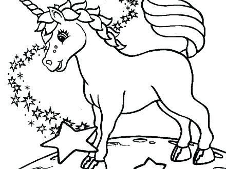 Baby Unicorn Coloring Pages At Getdrawings Com Free For