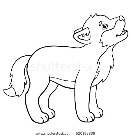 450x470 Wolf Coloring Book Wolf Coloring Pages Cartoon Wolf Coloring Pages