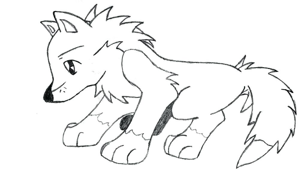 1024x589 Wolf Shape Templates Plus Cute Wolf Coloring Page Coloring Pages