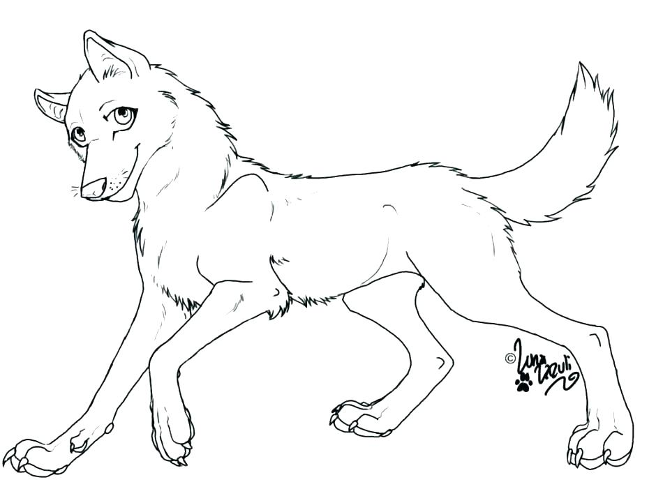 940x701 Coloring Pages Anime Anime Wolf Coloring Pages Anime Wolf Coloring