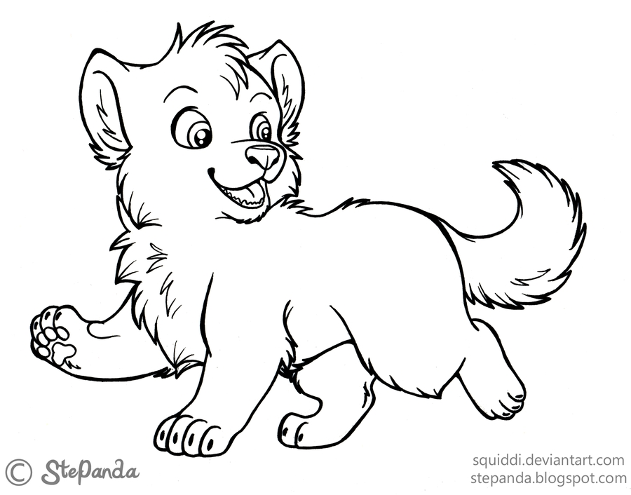 900x706 Coloring Pages Baby Wolf Get This Cute Ba Wolf Coloring Pages