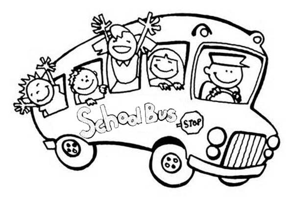 600x409 Back To School Coloring Pages Printable