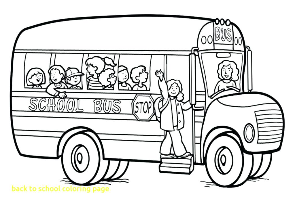 1024x713 Back To School Coloring Pages Day Coloring Pages Day Of School