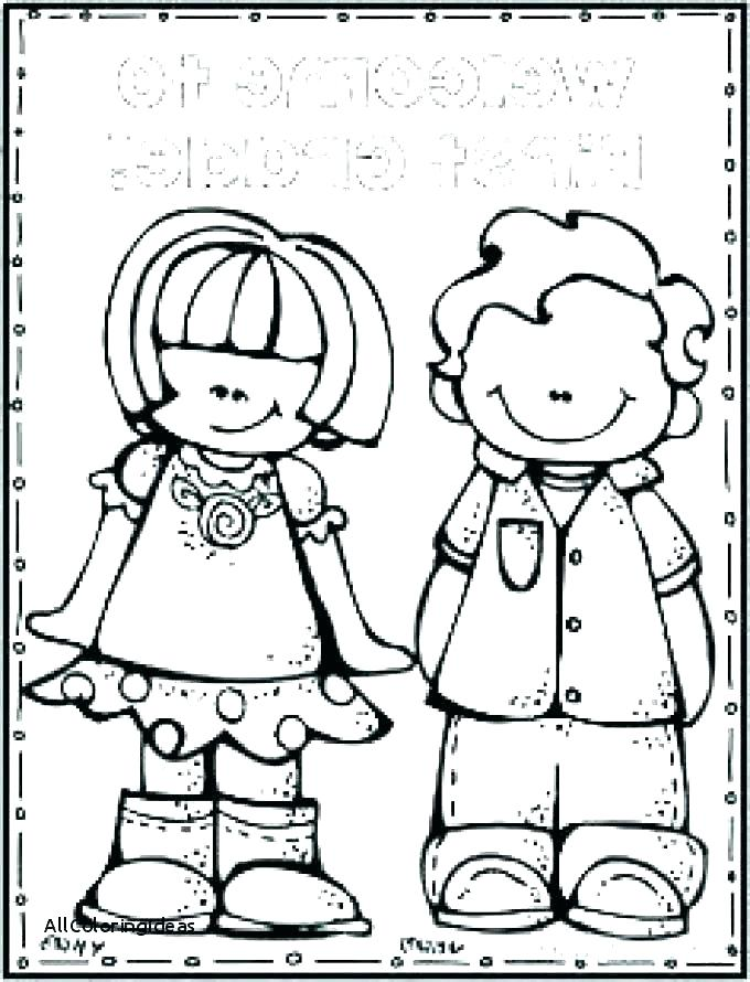 680x890 Back To School Coloring Sheets Elementary School Coloring Pages