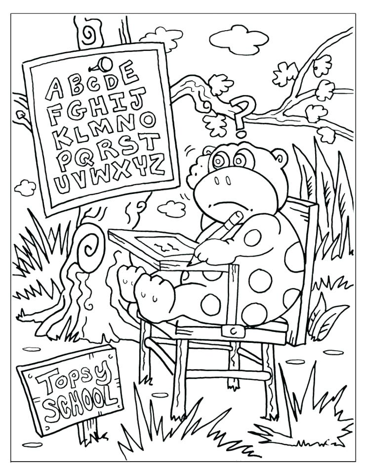 741x960 Grade Coloring Pages Back To School Coloring Pages For First