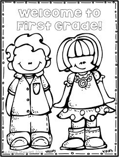 244x320 Stunning Back To School Coloring Pages For First Grade