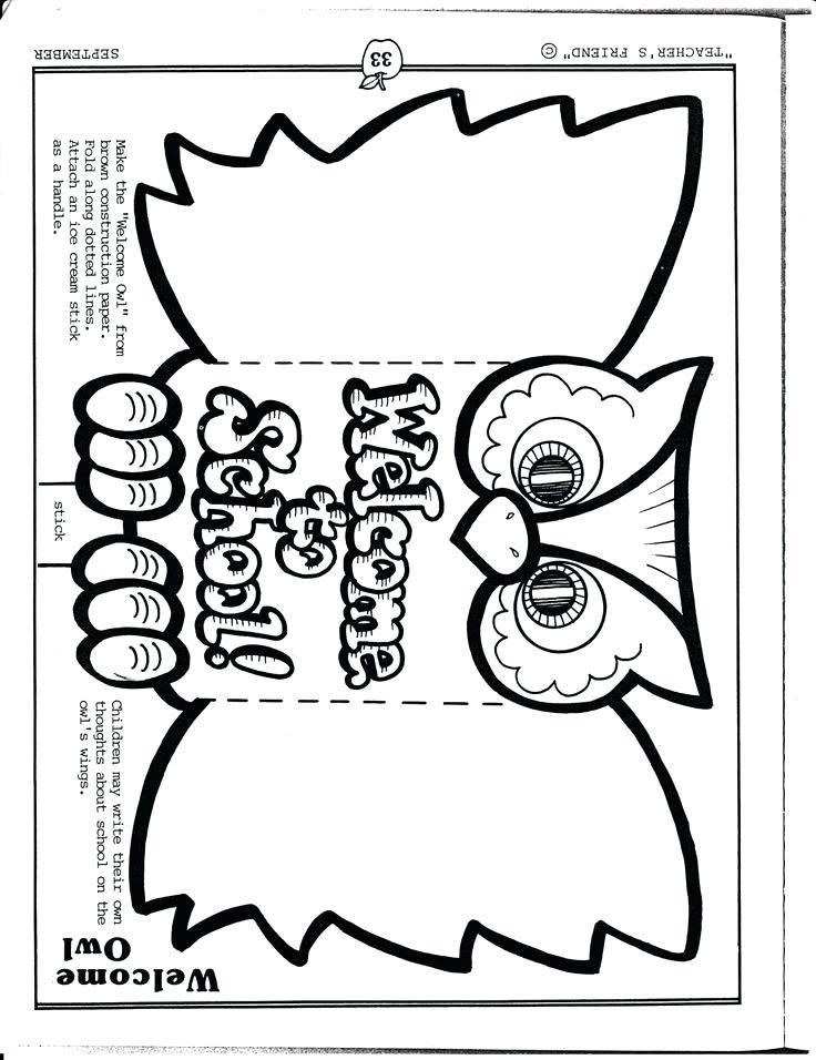 736x956 School Coloring Pages For Kindergarten Fuhrer Von