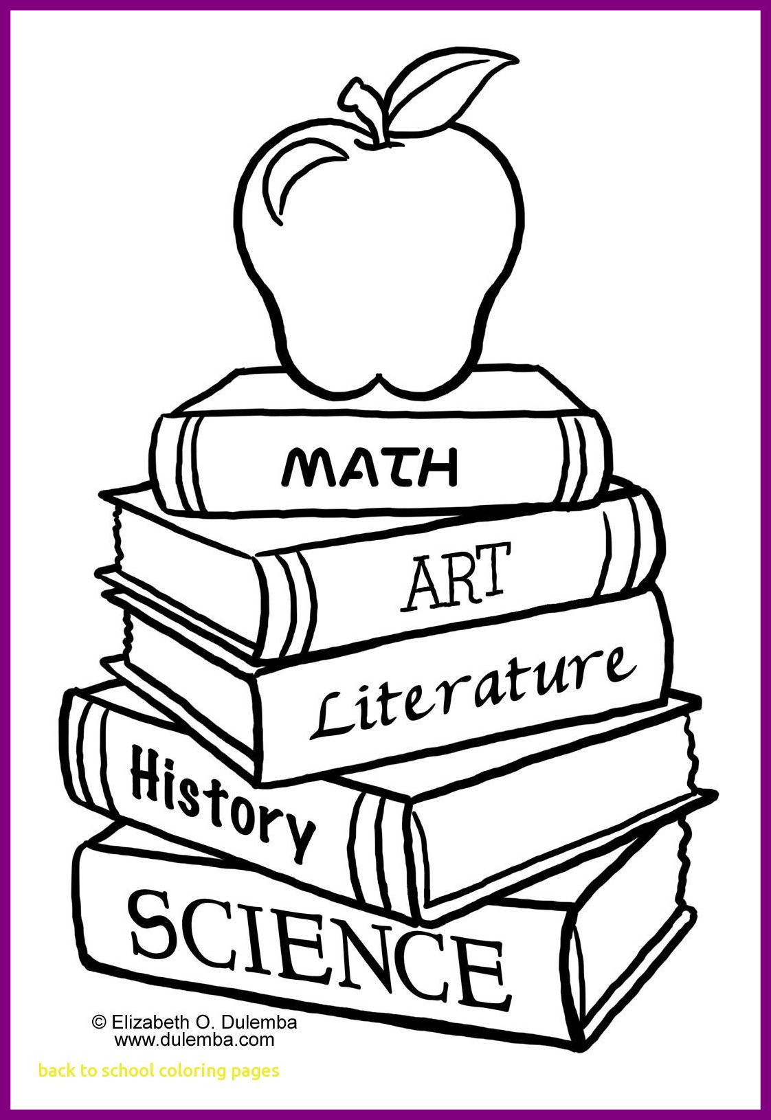 1122x1630 Fascinating Back To School Coloring Pages Colors And Clip Art