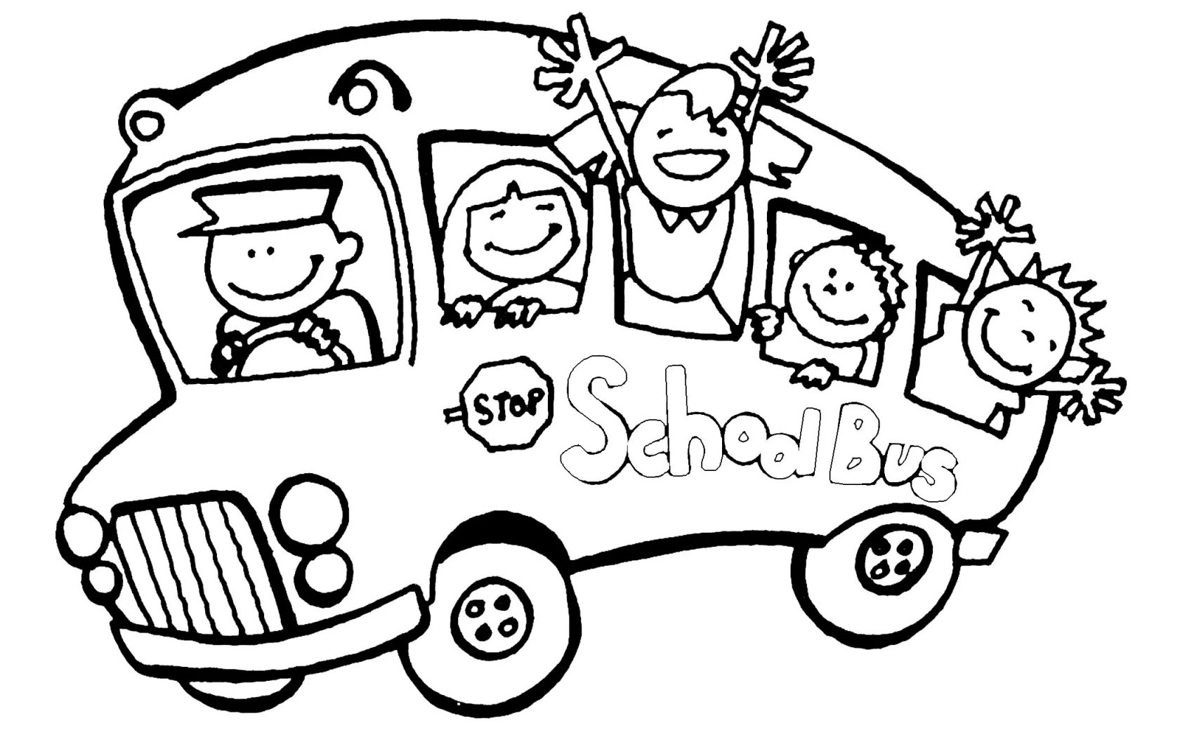 1680x1050 Preschool Free Back To School Coloring Pages Welcome Printable