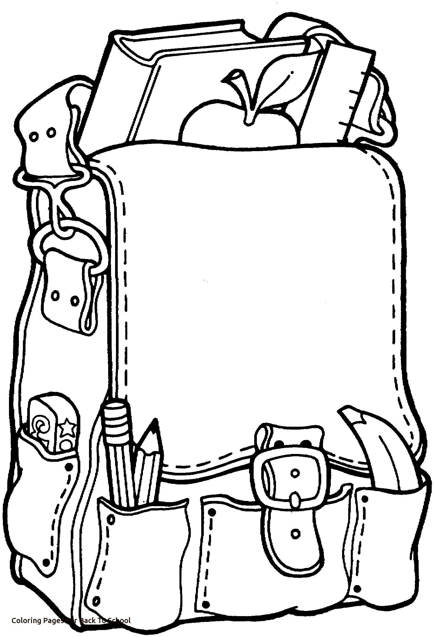1497x2196 Free Back School Coloring Pages For Second Grade Free Draw
