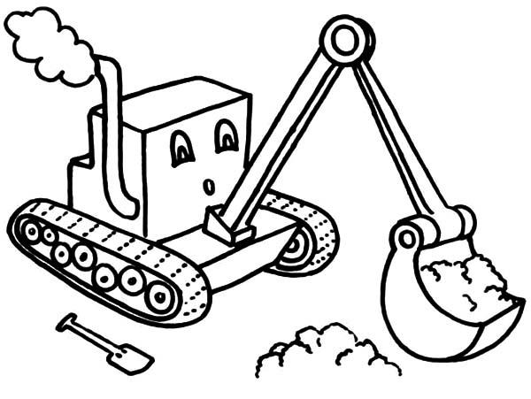 600x451 Little Digger