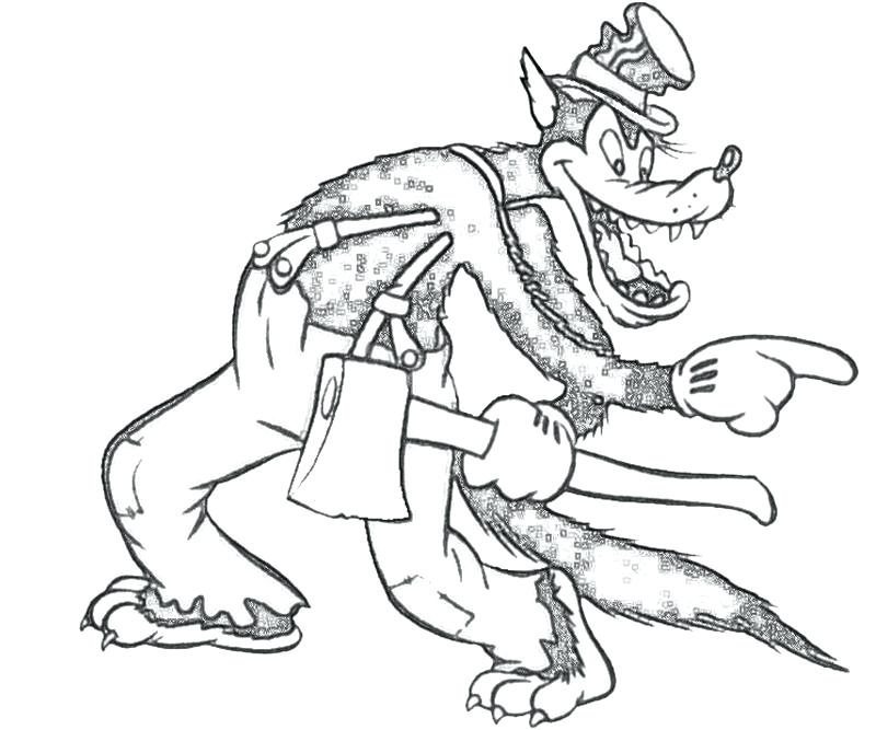800x667 Bad Coloring Pages Coloring Page Bad Guys