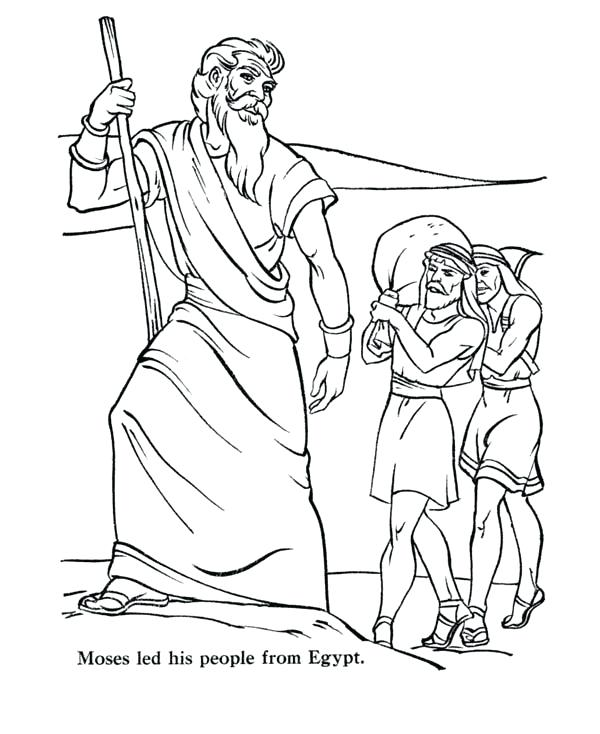 600x734 Person Coloring Pages