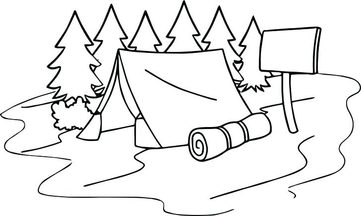 728x437 Sleeping Bag Coloring Page Sleeping Bag Coloring Page Turkey