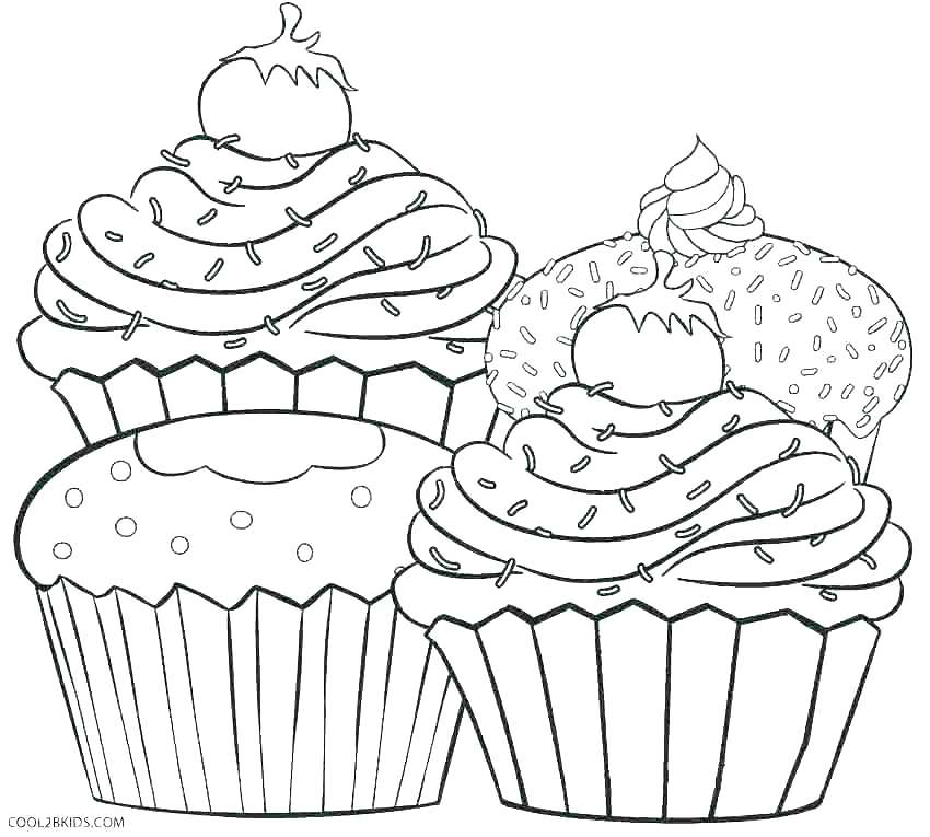 850x765 Baking Coloring Pages Creamy Cake Free Cake Coloring Sheets