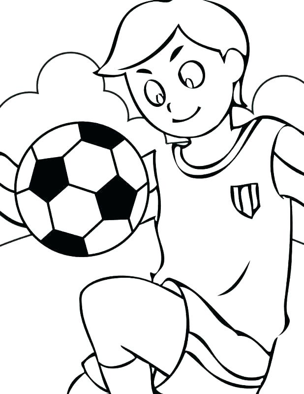 618x800 Coloring Pages Soccer Player Coloring Pages Soccer Player Soccer