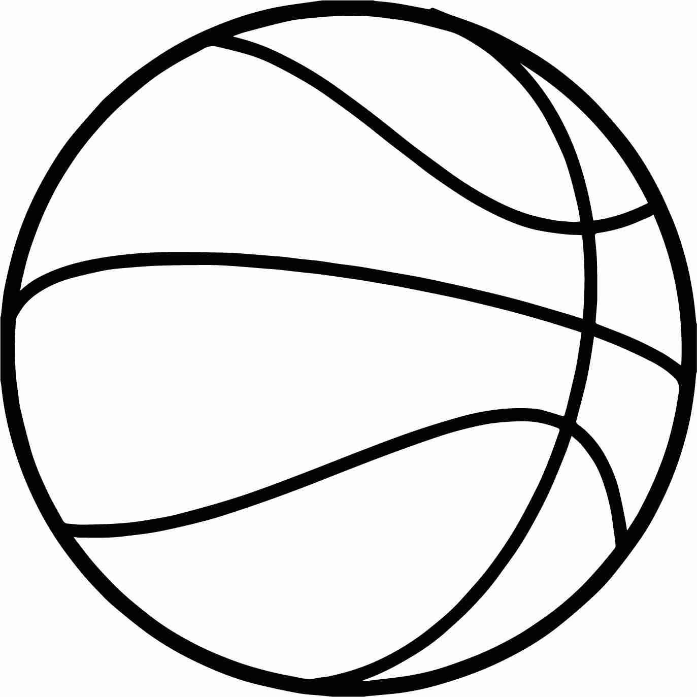 1373x1373 Fine Basketball Ball Coloring Page Wecoloringpage Mesmerizing