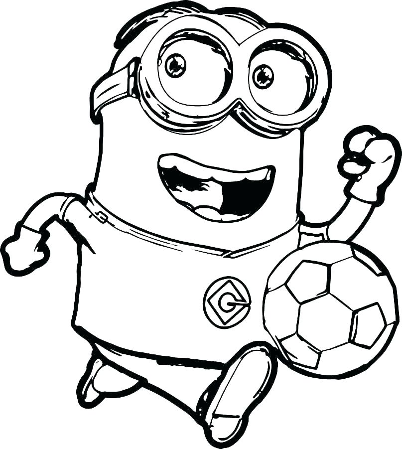 807x901 Playing With A Soccer Ball Coloring Page Big Hero Soccer Ball