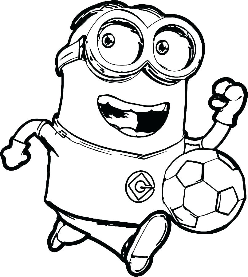 807x901 Soccer Ball Coloring Page Soccer Colouring Pages Printable Kids