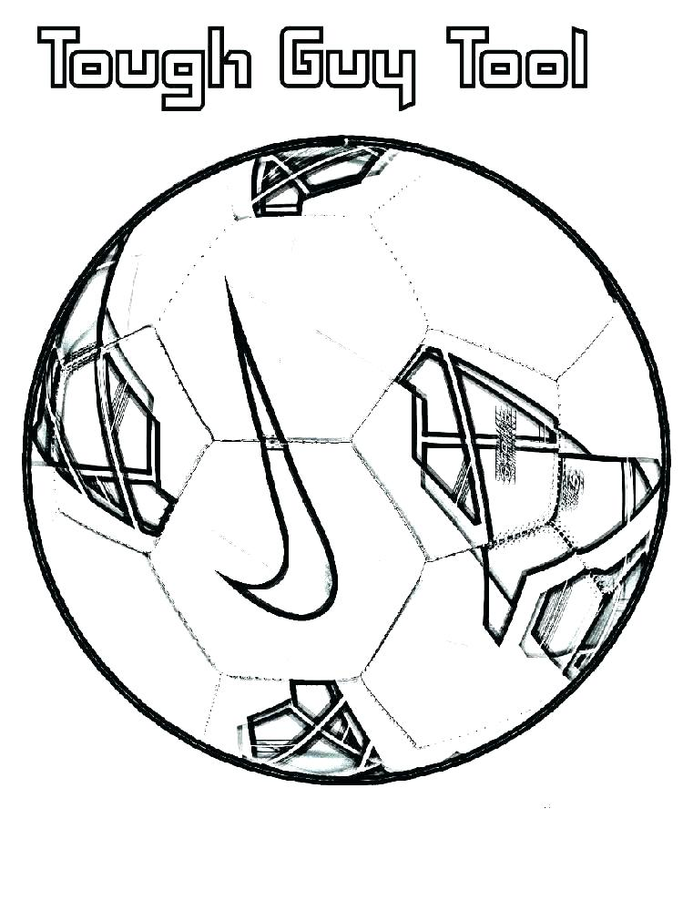 750x1000 Soccer Ball Coloring Pages Ball Coloring Page Coloring Pages