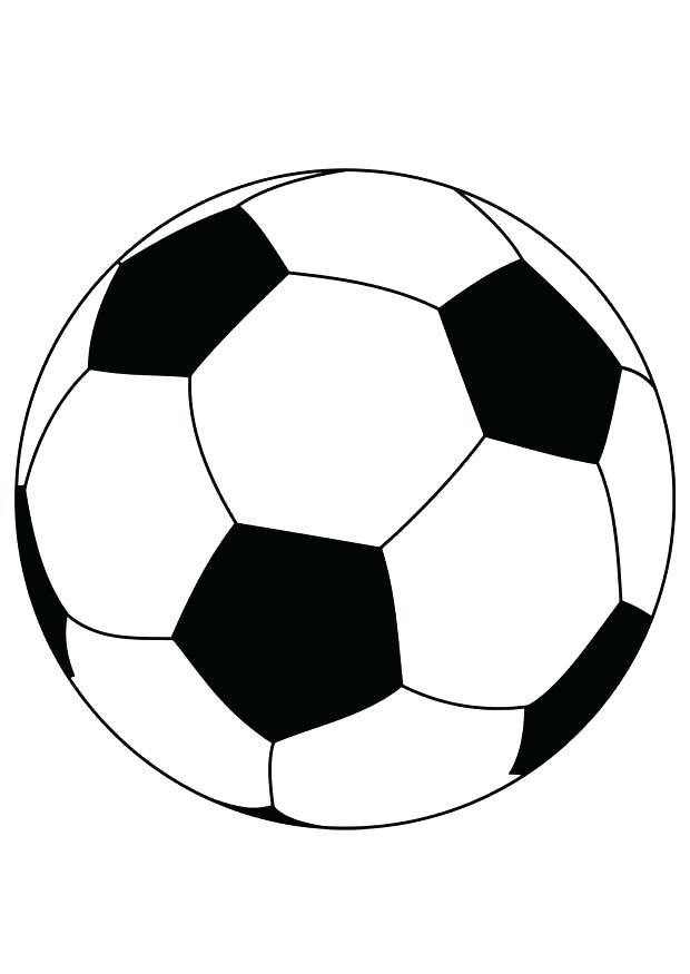 620x875 Soccer Ball Coloring Pages Printable Pioneering Printable Soccer
