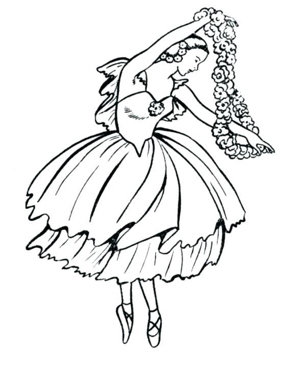 596x730 Ballerina Coloring Pages Ballerina Coloring Book Ballerina