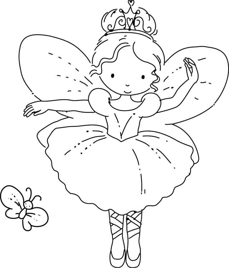 736x859 Ballet Coloring Pages Ballerina Coloring Pages Ballerina Coloring