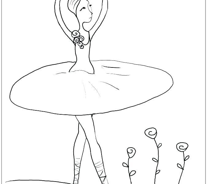 678x600 Ballet Coloring Page Unique Ballet Coloring Pages Printable