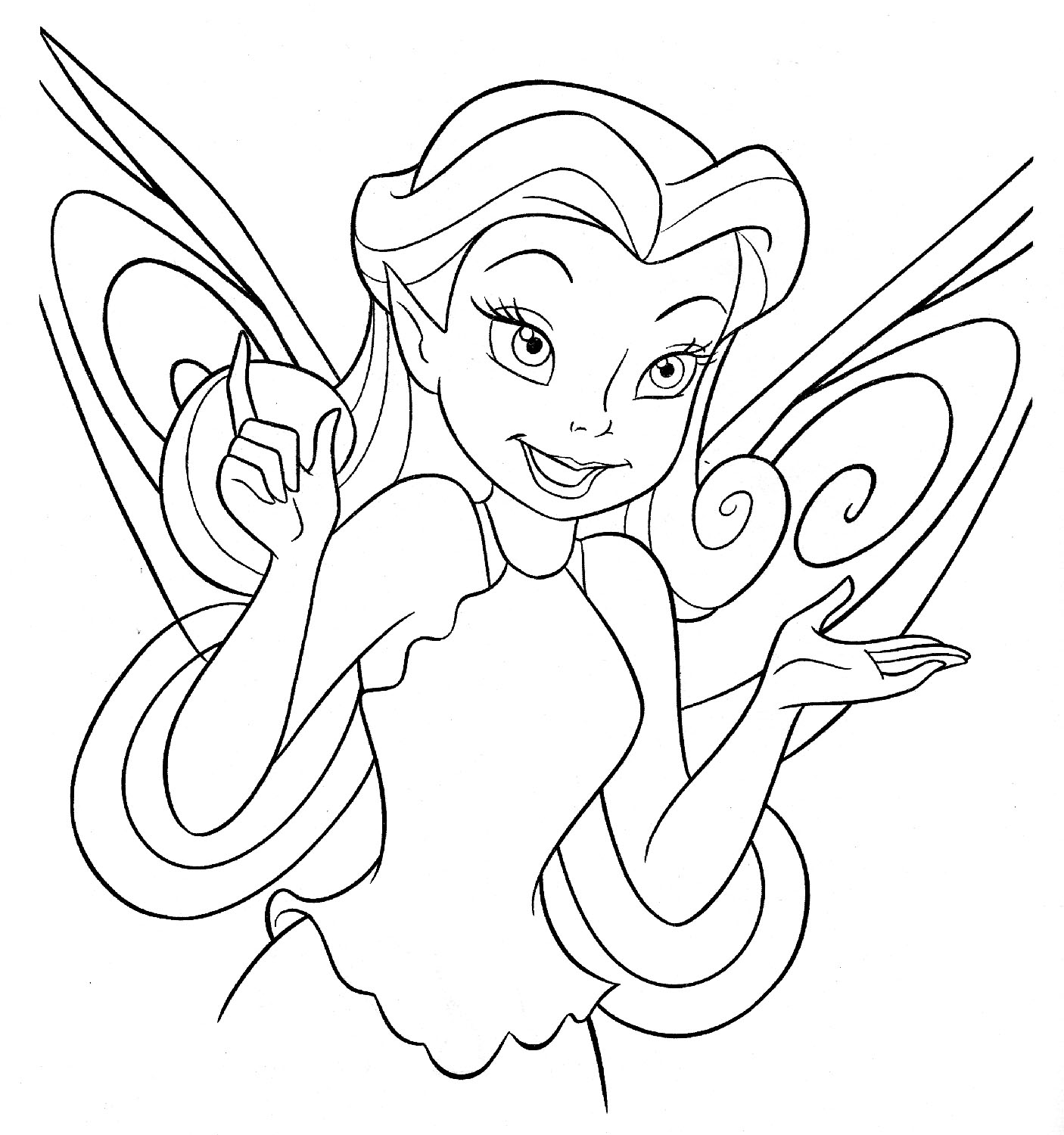 1406x1500 Bunch Ideas Of Fairy Ballerina Coloring Pages For Fancy Nancy