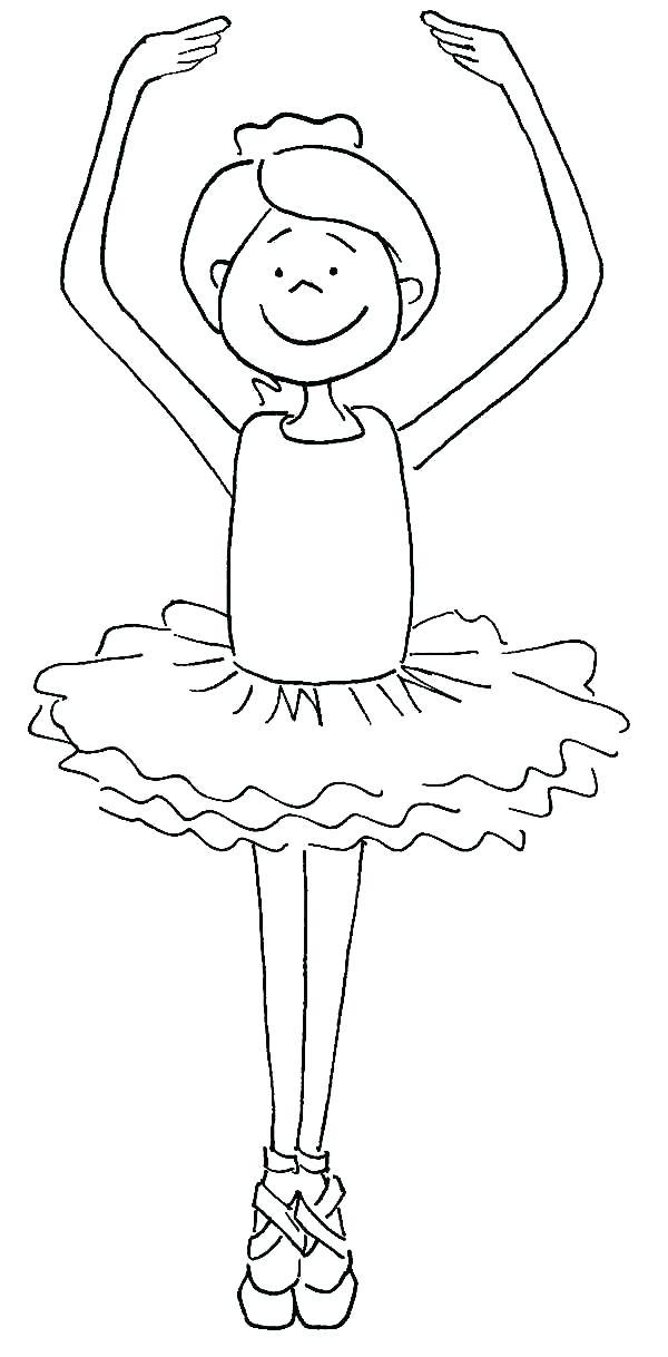 600x1218 Ballerina Coloring Sheet Free Printable Ballerina Coloring Pages