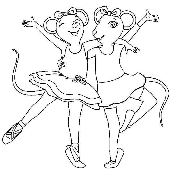 600x600 Printable Coloring Pages Ballet Slippers Pictures Colouring Free