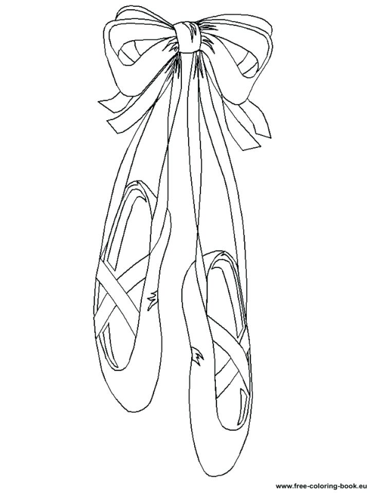 720x960 Ballet Shoes Colouring Sheets Get This Beautiful Ballerina