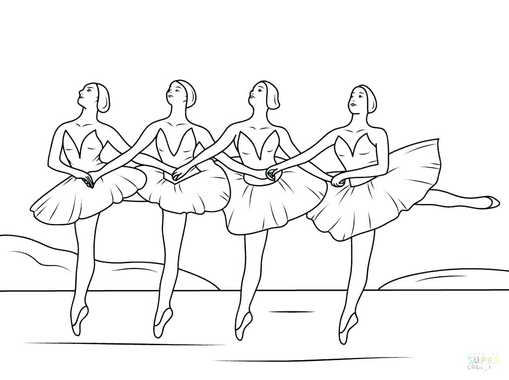 1024x764 Ballet Positions Coloring Pages Ballet Coloring Book Coloring