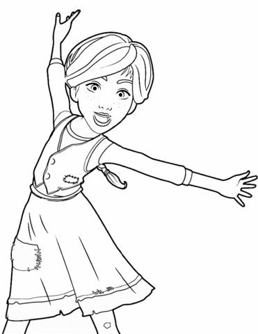 371x480 Ballerina Coloring Page Ballet Coloring Pages Free Coloring Pages
