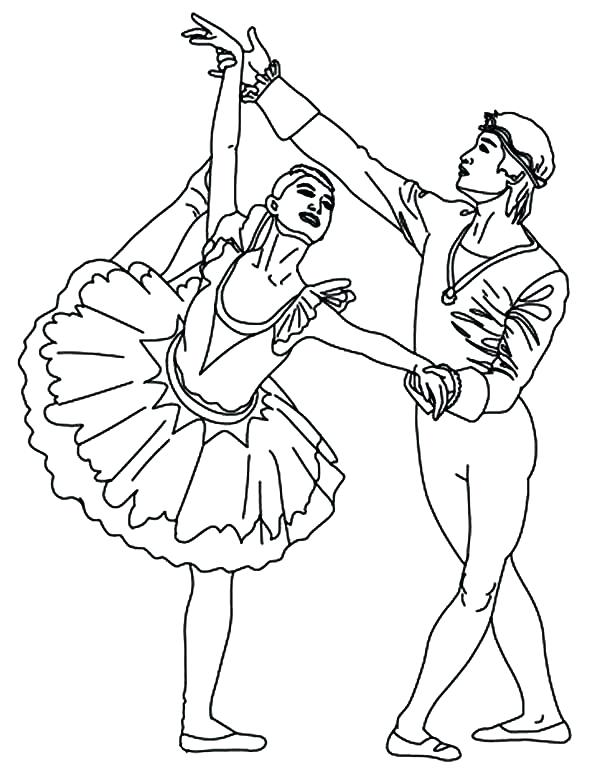 600x775 Ballet Positions Coloring Pages Ballet Dance Competition Coloring