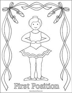 236x305 Free Tap Dancing Printable Coloring Pages From Dancestudioowner
