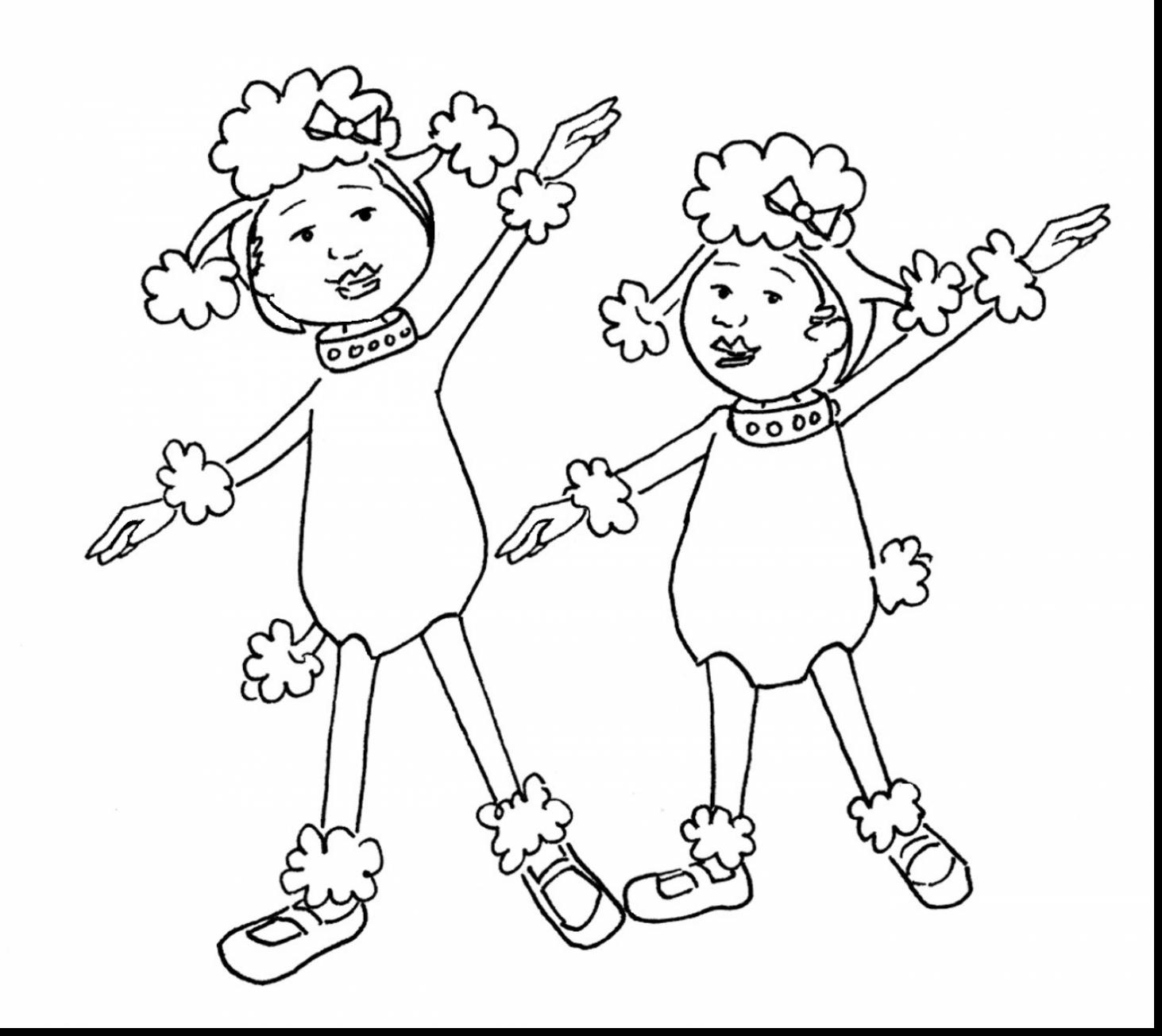 Ballet Shoes Coloring Pages