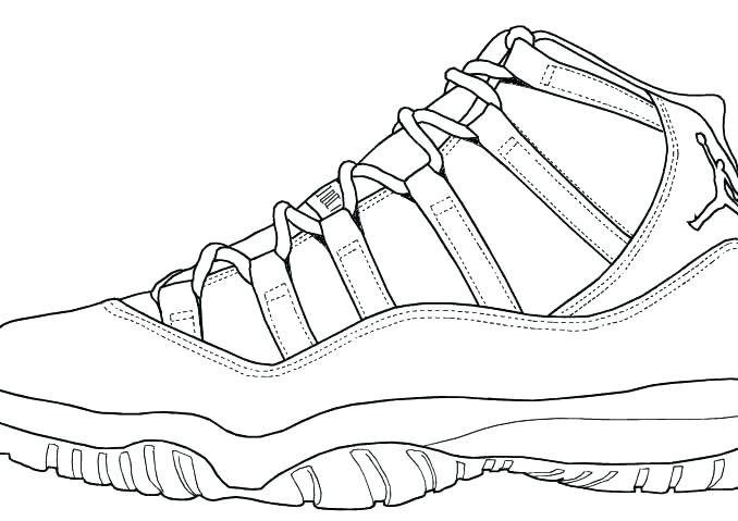 678x479 Running Shoes Coloring Pages Shoe Coloring Pages Ballerina Shoes
