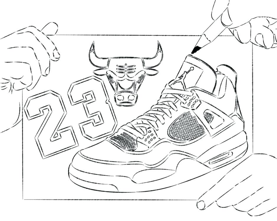 940x752 Shoes Coloring Pages Shoes Coloring Pages Copy Free Coloring Pages