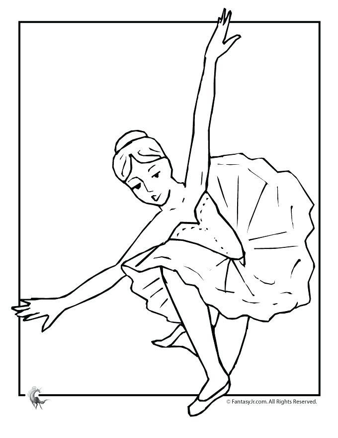 680x880 Ballet Coloring Page Fantasy Jr Ballerina Coloring Page Ballet